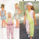 Child's Jumpsuit & Jumper Sewing Pattern Size 2-4 Simplicity 7771 UNCUT