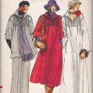 Vintage Sewing Pattern Misses' Maternity Dress Top Pants Size 8 Vogue 9280 UNCUT