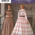 Misses' Civil War Day Dress Sewing Pattern Size 14-20 Simplicity 7212 UNCUT