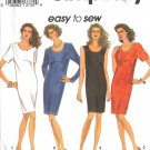 Misses' Dress Sewing Pattern Size 6-12 Simplicity 8279 UNCUT