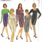 Misses' Dress Sewing Pattern Size 12-16 Simplicity 8124 UNCUT