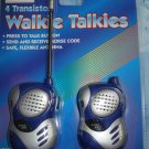 Toys 4 Transiston Walkie Talkies New