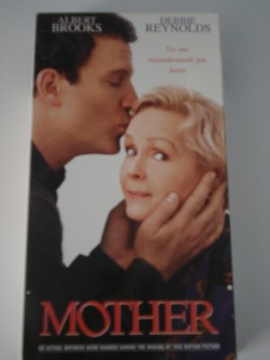 Vhs Movies Tapes Mother Albert Brooks Debbie Reynolds Comedy