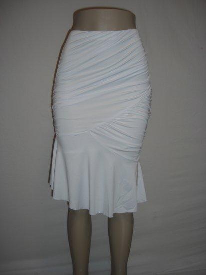 New Salsa Fishtail Rockabilly vlv Pencil Tulip Wiggle Skirt Small