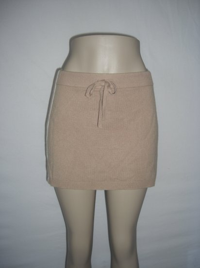 NWOT 100% Auth Juicy Couture Cashmere Mini Skirt 0 XS Petite