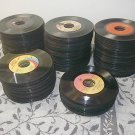 LOT (x320) 45 Records Elvis Doors Zeppelin Fats Byrds +