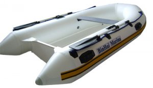 RIB 3m with CE approval