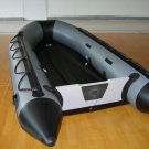 tender boat with CE approval
