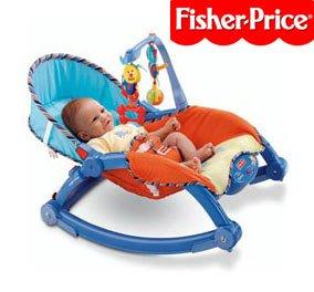 FP Newborn To Toddler Rocker (K5502)