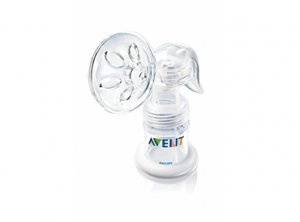 Avent ISIS Breast Pump + 2 x 125ml Bottles (RM208.00)