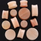 CARNELIAN STONE SADDLE PLUGS