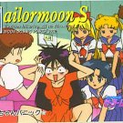 SAILOR MOON  -REI HINO ANGRY ??- PP 9 CARD #461