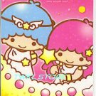SANRIO LITTLE TWIN STARS PRISMATIC STICKER CARD COLLECTION -ON THE MOON-