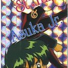 SAINT TAIL & ASUKA JR. JAPAN ANIME RARE PULL PACK PRISM LONG STICKER-1