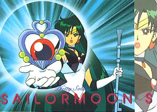 SAILOR MOON 5TH ANNIVERSARY SAILORMOON  S MEMORIES CARD #30