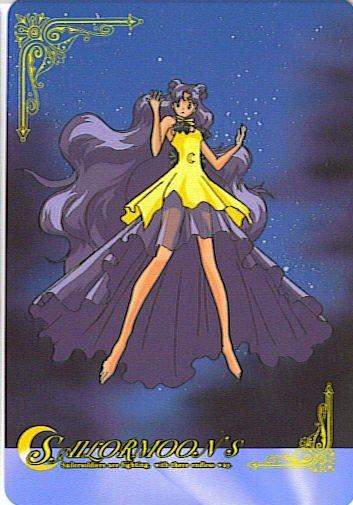 SAILOR MOON  HERO-4 SAILORMOON S CARD #462