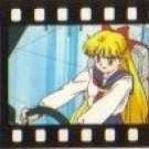 CORIS PROMO SAILORMOON SAILOR MOON-S BOOKMARK SEAL CARD #126 MINAKO - VENUS