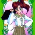 SAILORMOON SAILOR MOON S CARDDASS W PART 2 CARD #64 MAKOTO/JUPITER