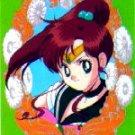 SAILORMOON SAILOR MOON S CARDDASS W PART 2 CARD #70 MAKOTO/JUPITER