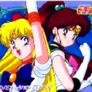 SAILORMOON SAILOR MOON S CARDDASS W PART 2 CARD #84 VENUS/JUPITER & MARS/MERCURY
