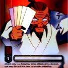 Spirit Sutra CARD #246  INUYASHA TCG TETSUSAIGA RARE PRISM FOIL CARD CARD GAME