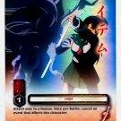 Tetsusaiga's Sheath CARD #237  INUYASHA TCG TETSUSAIGA RARE PRISM FOIL CARD CARD GAME