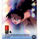 Koga's Rage    CARD #92  INUYASHA TCG JAKI  RARE PRISM FOIL CARD  GAME