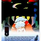 I'll Never Let You Go    CARD #218  INUYASHA TCG TETSUSAIGA  RARE PRISM FOIL CARD  GAME