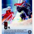 That's Random    CARD #101  INUYASHA TCG JAKI  RARE PRISM FOIL CARD  GAME