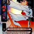 Kagome, the Archer     CARD #181  INUYASHA TCG TETSUSAIGA  RARE PRISM FOIL CARD GAME
