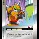MEGAMAN GAME CARD MEGA MAN 3U36 BIGHAMMER3