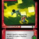 MEGAMAN GAME CARD MEGA MAN 1R93 GUTSTHUMP