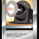 MEGAMAN GAME CARD MEGA MAN 1C11 CannonBall