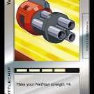 MEGAMAN GAME CARD MEGA MAN 3C6 Vulcan3