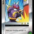 MEGAMAN GAME CARD MEGA MAN 1R75 BIG HAMMER 1
