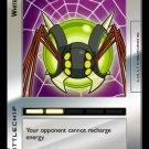 MEGAMAN GAME CARD MEGA MAN 2C13 WhiteWeb1