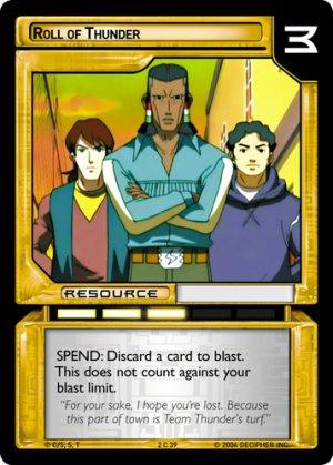 MEGAMAN GAME CARD MEGA MAN 2C39 Roll of Thunder