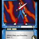 MEGAMAN GAME CARD MEGA MAN 2C46 Talking Smack