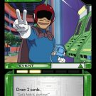 MEGAMAN GAME CARD MEGA MAN 1C31 Uncommon NetBattler