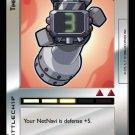 MEGAMAN GAME CARD MEGA MAN 1C17 TIME BOMB