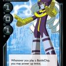 MEGAMAN GAME CARD MEGA MAN 1C1 ElecMan Fully Charged