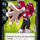 MEGAMAN GAME CARD MEGA MAN 3C1 MagnetMan Polarized