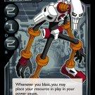 MEGAMAN GAME CARD MEGA MAN 3C3 SkullMan  Skeletal Agent