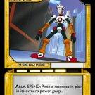 MEGAMAN GAME CARD MEGA MAN 3R76 SkullMan  Friendly Ghoul