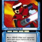 MEGAMAN GAME CARD MEGA MAN 2R76 ProtoMan Controlled Fury