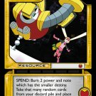 MEGAMAN GAME CARD MEGA MAN 1R96 RollBlast