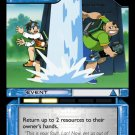 MEGAMAN GAME CARD MEGA MAN 1R88 Flush Out Your Opponent
