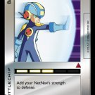 MEGAMAN GAME CARD MEGA MAN 1R74 Barrier