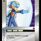MEGAMAN GAME CARD MEGA MAN 1R74 Barrier