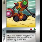 MEGAMAN GAME CARD MEGA MAN 3U39 CircleGun1